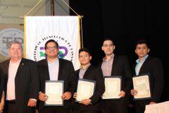 Grupo de Estudiantes del UTP Chiriquí participan en Jornada internacional.