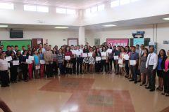 estudiantes con mención honorífica