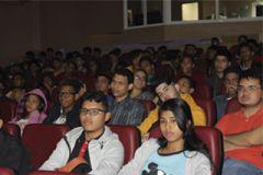 Seminario de Inducción a la Vida Universitaria a estudiantes de primer ingreso de la FISC