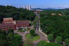Vista aérea del Campus Víctor Levi Sasso.