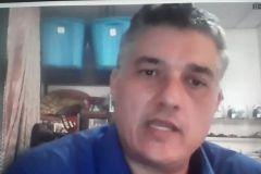 Dr. Carlos Media, Vicedecano Académico Encargado de la Facultad de Ingeniería Eléctrica.