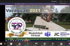 Centro Regional de Veraguas desarrolla su JIC 2021