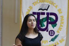 UTP Veraguas realiza concurso interno de oratoria.