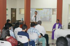 Estudiantes de UTP Veraguas inician clases 2018.