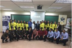 Estudiantes de UTP Veraguas realizan Jornada de Calidad.