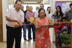 Autoridades de UTP Veraguas inauguran acto de Aniversario de Facultad de Ciencias y Tecnología.