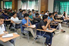 Seminario para estudiantes que iniciarán la UTP.