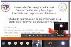 Felicidades al nuevo Ingeniero en Alimentos-Héctor Sandoya Salazar