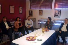 Especialista del BID se reúnen en la UTP.