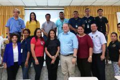 Seminario en la UTP-Bocas del Toro.