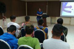 Ing. Yaxiela Salado, Enlace de la DGTC del Centro Regional de Azuero.