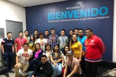 Estudiantes de la UTP Chiriquí realizan gira académica a la capital.