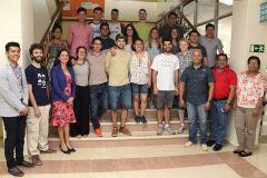 Inducción a Estudiantes de Intercambio en la UTP.