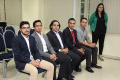 """Graduando del Cuarto Diplomado, participan de la conferencia, """"Panamá y su posición en el Trilemma Energético."""""""