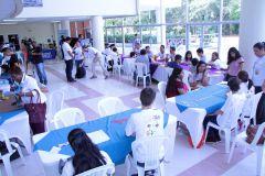 Festival de matemática  en la UTP