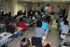 Estudiantes de las diferentes Facultades participan del Festival de Fado.