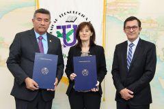UTP firma convenio con el Instituto Politécnico de Burdeos
