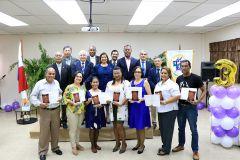UTP Panamá Oeste celebra su XXXIX Aniversario.