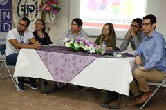 UTP Chiriquí anfitrión de conversatorio.