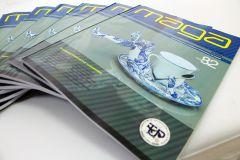 Presentación de la Revista Maga #82.