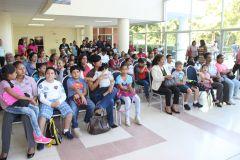 50 niños forman parte de la inauguración del Programa Vacacional 2017, en la UTP.