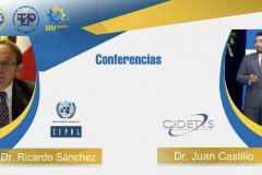 Dr. Ricardo Sánchez – CEPAL Miembro de la Asociación Internacional de Economía Marítima (IAME),