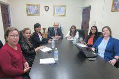 FCT, UTP, Facultad de Ciencias y Tecnología, Universidad Tecnológica de Panamá, Universidad Técnica de Riga. Letonia (RTU)