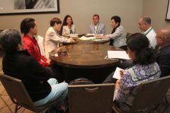 Autoridades de la UTP se reúnen con representantes de la Universidad de Chiba Japón