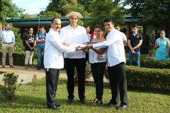 UTP Chiriquí celebra el inicio de las Fiestas Patrias