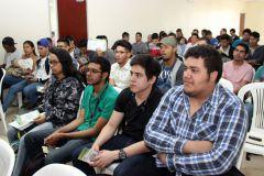 Estudiantes de la FISC reciben capacitación basadas en valores