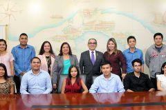 Estudiantes de la UTP en Programas de Movilidad Internacional