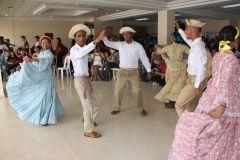 El Día del Estudiante fue celebrado en la UTP con actividades folklóricas.