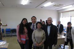 Investigadores de la UTP hacen Pasantías en la Universidad de Chiba Japón.