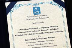 UTP logra Reacreditación de la Maestría de carrera de Ingeniería  Mecánica