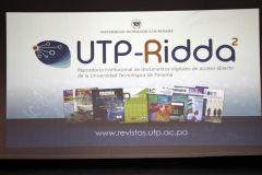 Primer Repositorio Institucional UTP-Ridda.