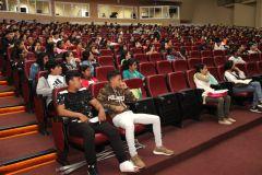 Estudiantes de Primer Ingreso de la Facultad de Ingeniería Industrial.