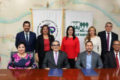 Fundación Natura firma convenio de Cooperación con la UTP.