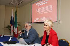 Conferencia Magistral por Arquitectos Italianos.