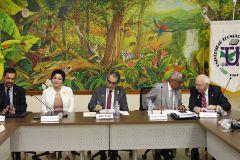 Ratificación de los Vicerrectores y Secretario General de la UTP.