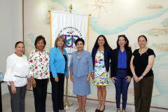 Viceministra de Educación Superior de Cuba se reúne con autoridades de la UTP