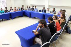 Bienvenida a Estudiantes de Movilidad Internacional a la UTP.