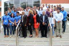 Primer aniversario de Flaying Labs en Panamá.