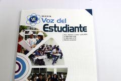 """Revista """"Voz del Estudiante"""" nace en la Universidad Tecnológica de Panamá."""