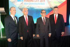 Inauguran Trigésima octavo edición del Congreso Mundial de Hidráulica del IAHR 2019