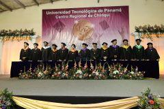 UTP Chiriquí celebra su Ceremonia de Graduación