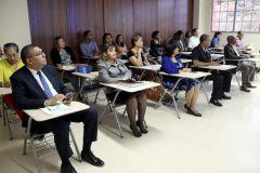 Seminario de Capacitación sobre Discapacidad en la UTP.