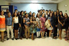 Estudiantes de la FCyT, Lic. en Comunicación Ejecutiva Bilingue.