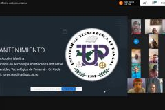 Webinar Mantenimiento Vehicular Preventivo para Administrativos de la UTP