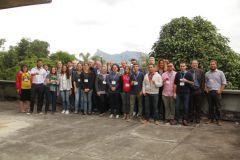 En la actividad participaron representantes de 14 países del Caribe, Centro y Suramérica.