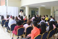 En la misa participaron estudiantes, docentes y administrativos de la UTP.